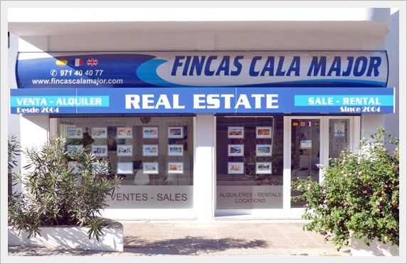 Fincas Cala major