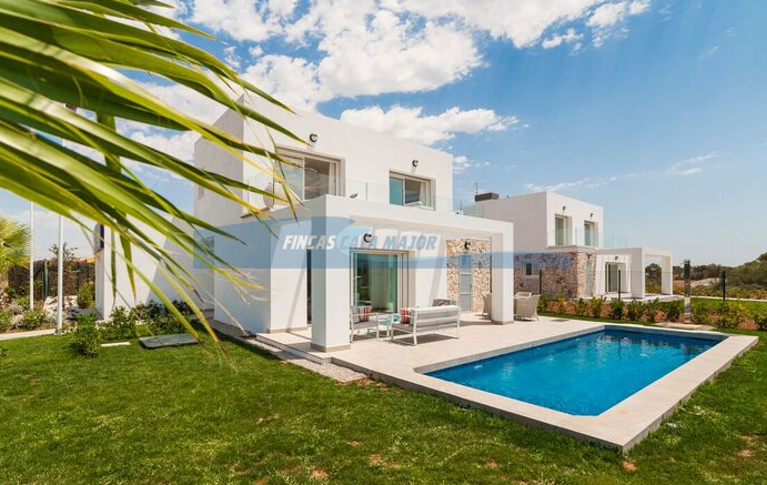 Detached villas in Sa Ràpita – 01188 EN