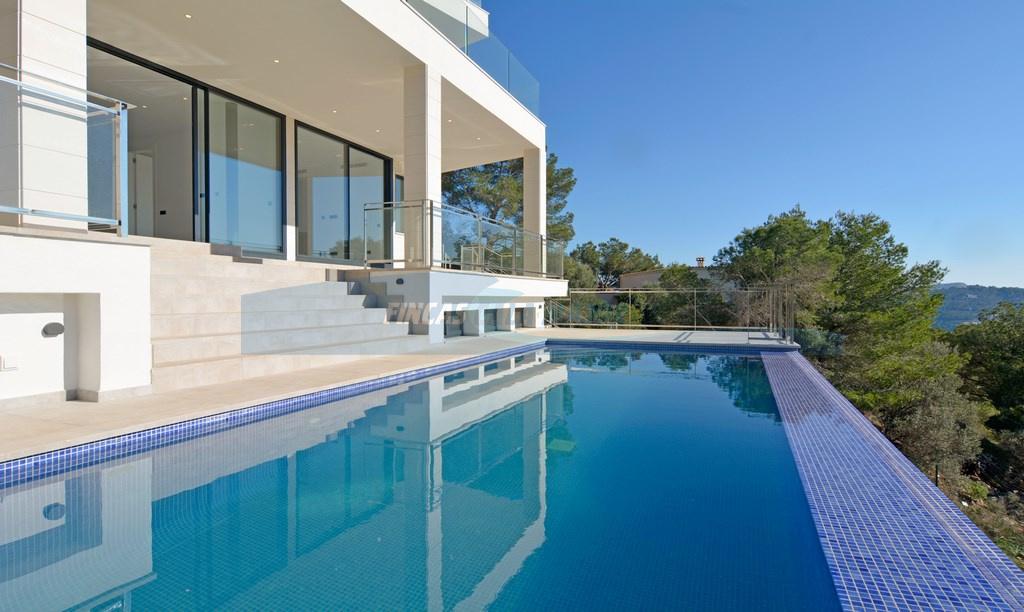 Populaire Maison de luxe avec vue mer au Port Andratx – EV584 FR – Fincas  HW79