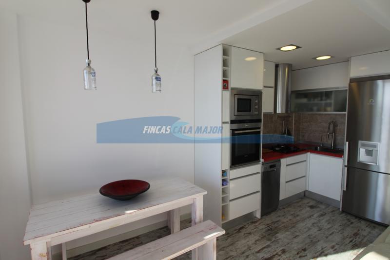 Lägenhet i Cala Major – BOKAD!!!